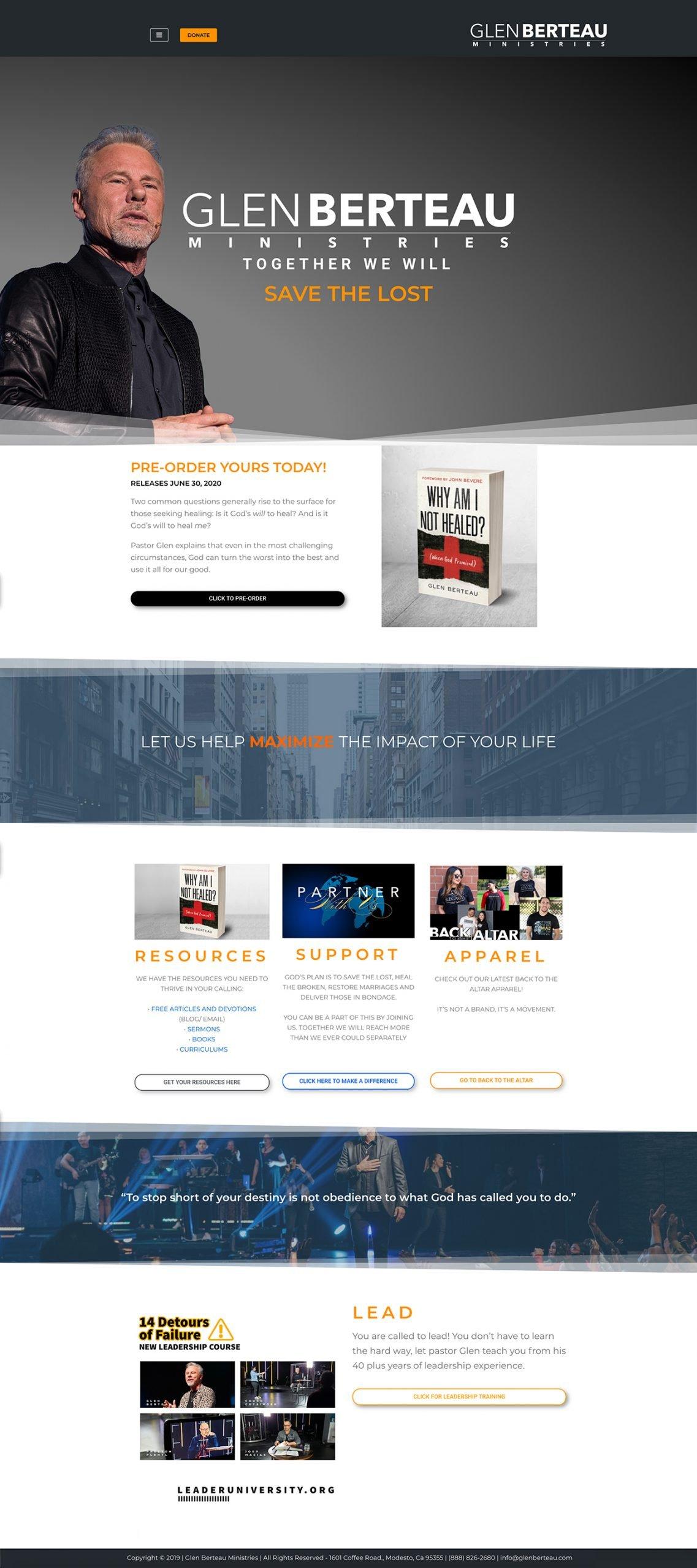 GBM_Pastor_Website
